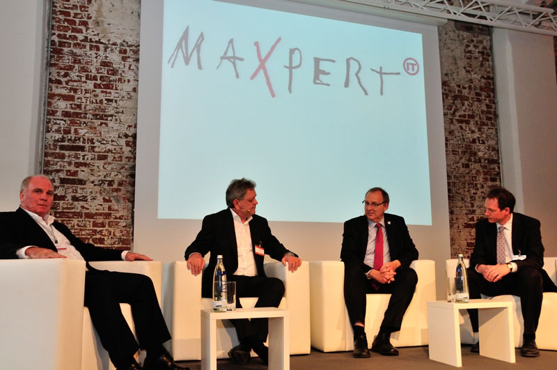 Maxpert Veranstaltung Xperience-Xchang | Podiumsdiskussion