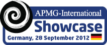 1. APMG-International Showcase Germany