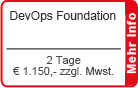 DevOps Foundation | Maxpert Trainings