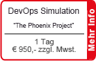 "DevOps Simulation ""The Phoenix Project"" 