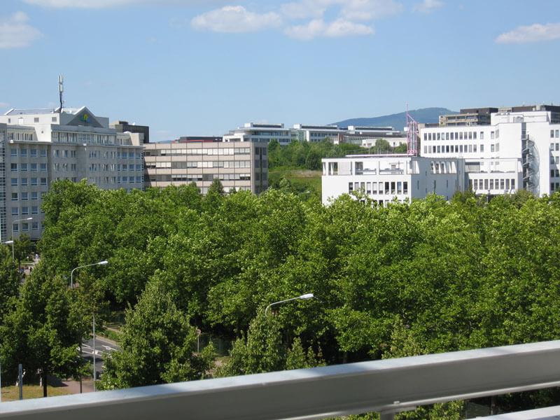 Maxpert Education Center, Frankfurt | Ausblick.