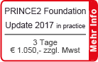 PRINCE2 2017 Foundation | Frankfurt