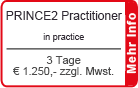 PRINCE2 Practitioner Schulung Hamburg