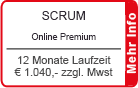 SCRUM Online Training Premium | Maxpert Trainings