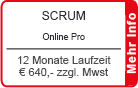 SCRUM Online Training Pro | Maxpert Trainings