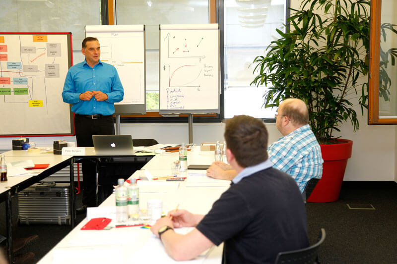 M_o_R Trainings bei Maxpert | Trainingsmethode