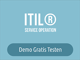 ITIL Service Operation (SO) erLearning