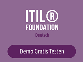 ITIL4 Foundation erLearning