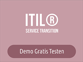 ITIL Service Transition (ST) erLearning