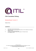 itil foundation sample exam pdf