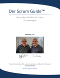 Offizieller SCRUM Guide Version 2017 | Deutsch